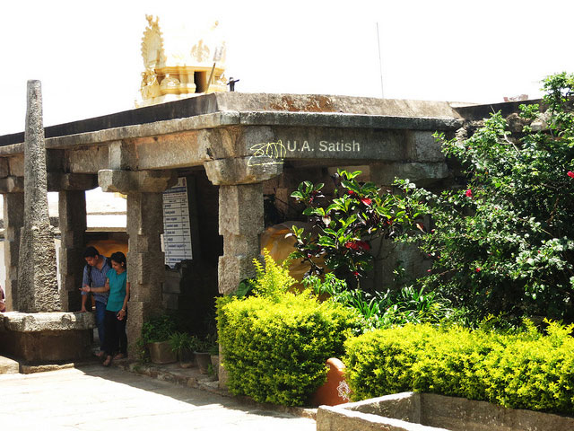 temple; India; architecture; uasatish; Nandi Temple; Nandi Hills; Bangalore;