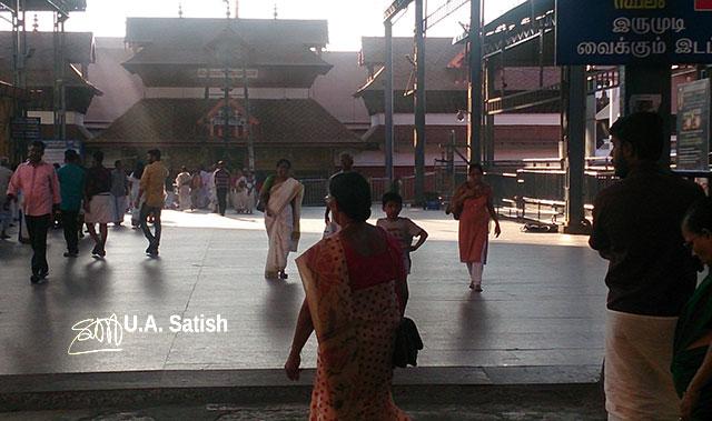 temple; India; architecture; uasatish; Guruvayur Kshetram; Guruvayur; Kerala;