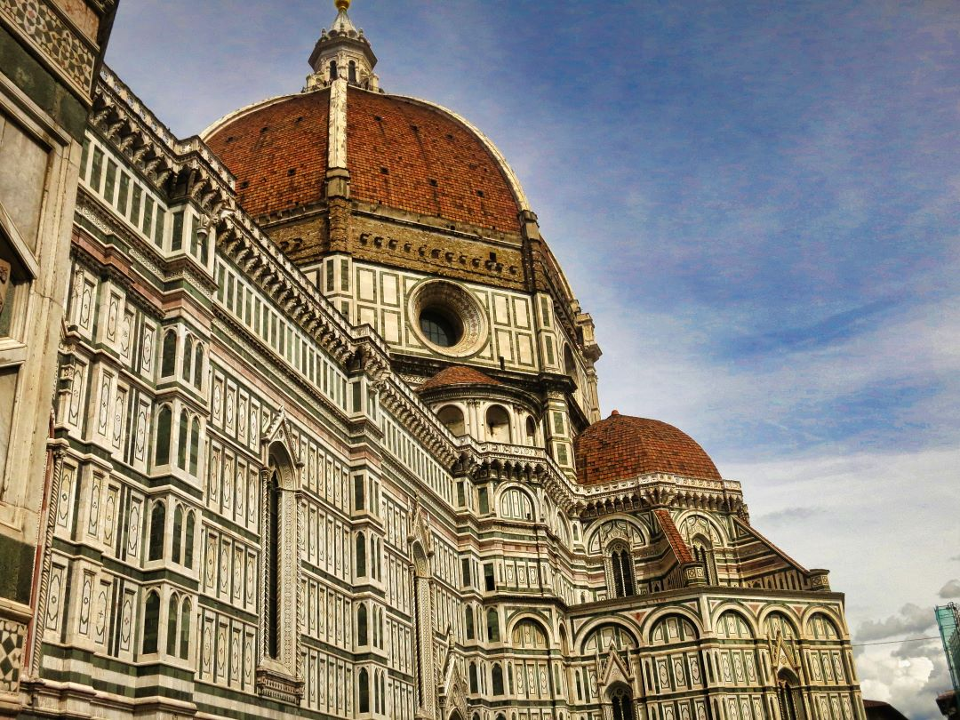 Florence Cathedral; Italy; Florence; uasatish;