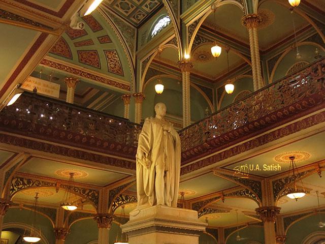 Bhau Daji Lad Museum; Mumbai; Byculla; India; museum; Jijanata Udyan; Victoria Gardens; uasatish; sculpture;