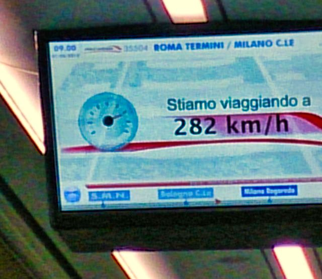 Italian Train; uasatish;