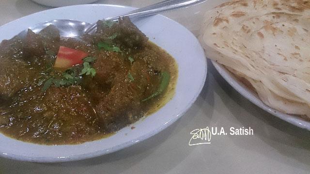 Kannur; Kerala; India; Mutton Pepper; food; uasatish;