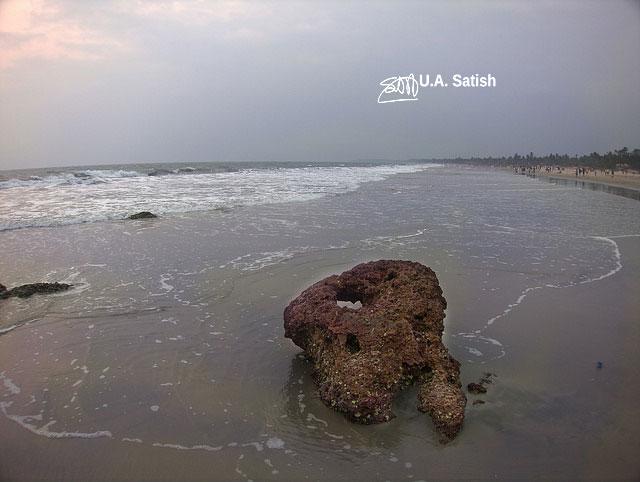 Kannur; Kerala; India; beach; Payyambalam; uasatish;