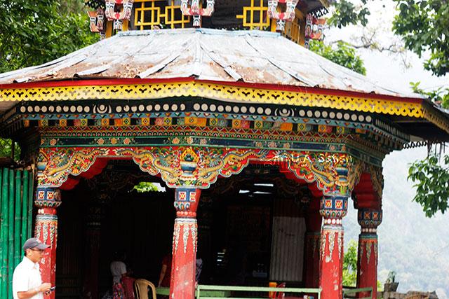 food stall; Sikkim; roadside; India; uasatish;