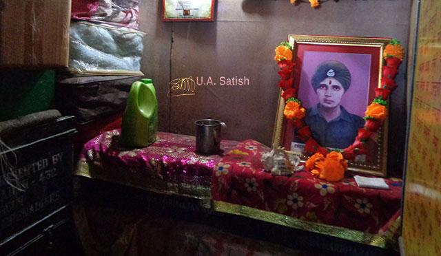 bunker; Baba Harbhajan Singh; Baba Mandir; Kupup; Sikkim; India; uasatish;