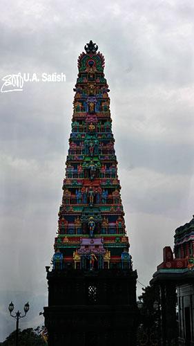 Rameshwaram Dham; Namchi; Sikkim; India; temple complex; Solophok Hills; uasatish;