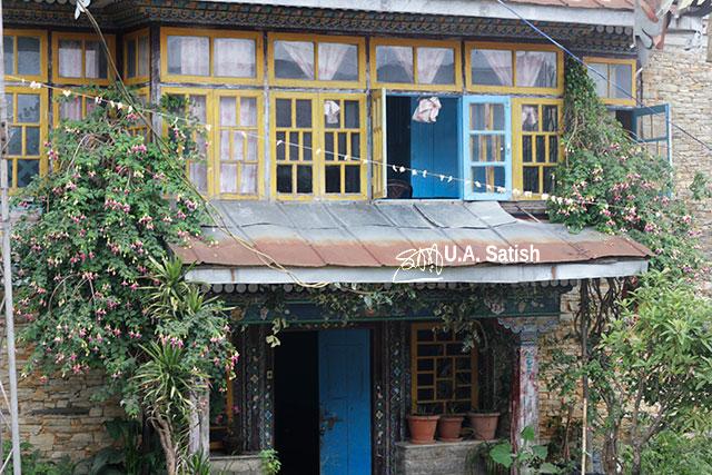 Pemayangtse Monastery; Pelling; Sikkim; India; architecture; building; uasatish;