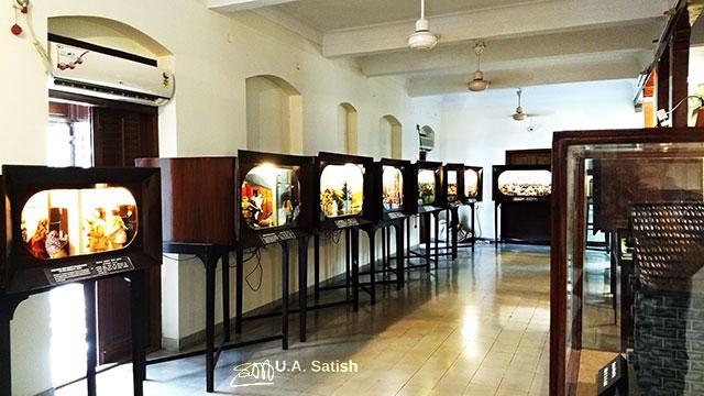 Mani Bhavan; Mumbai; India; Gamdevi; uasatish; tableaux;