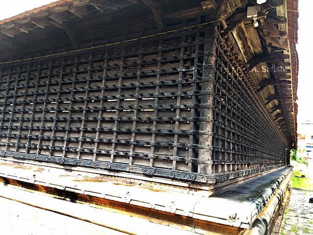 Thali Kshetram; Kozhikode; Kerala; India; architecture; temple; uasatish; Chuttambalam;