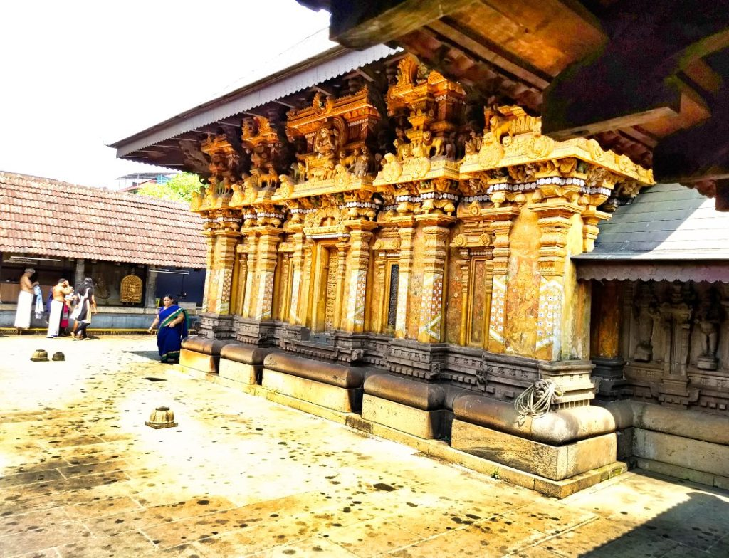 Inside Thali Maha Kshetram; Tali Maha Kshetram; Kozhikode; uasatish;