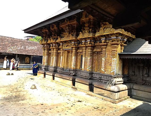Thali Kshetram; Kozhikode; Kerala; India; architecture; temple; uasatish;