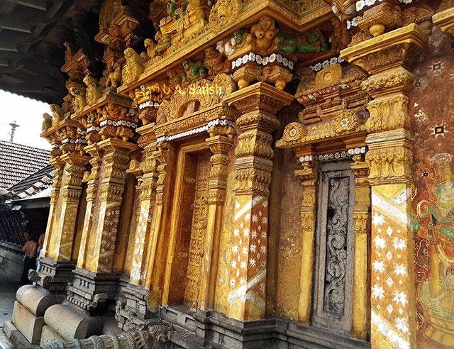 Thali Kshetram; Kozhikode; Kerala; India; architecture; temple; uasatish; sreekovil;