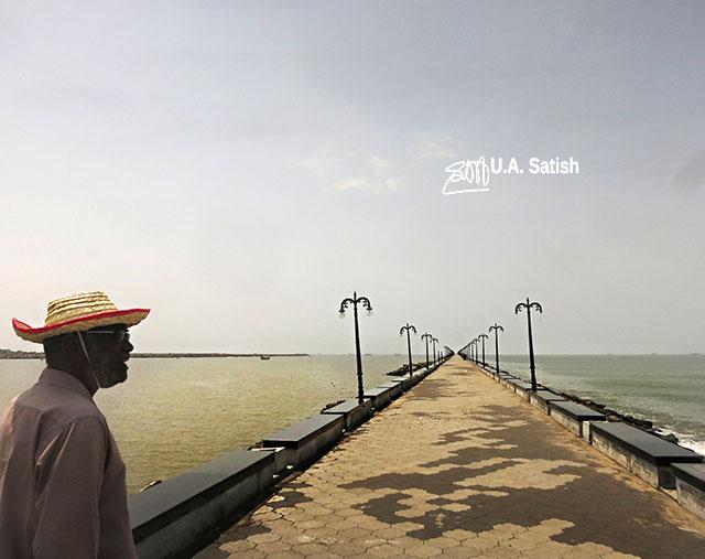 Beypore; Kerala; India; uasatish; pulimuttu; breakwater;