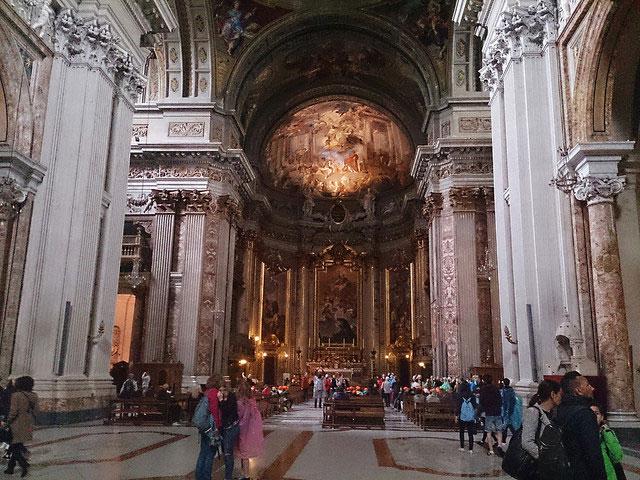 church; travel; architecture; uasatish; Church of Saints Vincent and Anastasius; Rome; Italy; Italia;