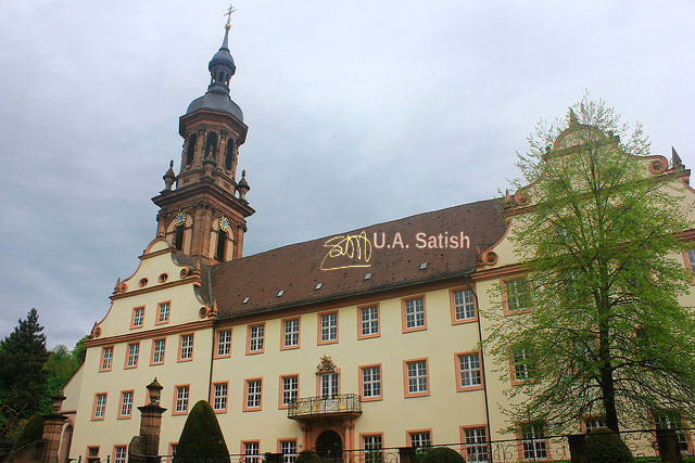 Church of St. Marien; Gengenbach; Germany; church; travel; architecture; uasatish;