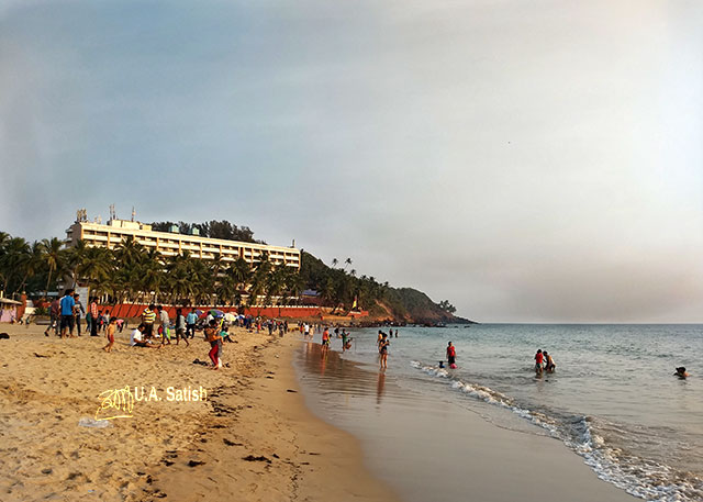 Bogmalo Beach; Goa; Bogmalo; India; sea; sand; sky; uasatish; Bogmalo Resort; beach;