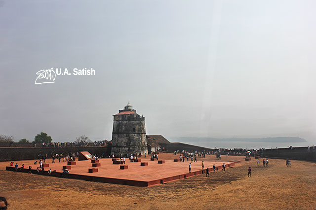 Fort Aguada; Goa Travel; Goa; Fort; uasatish;