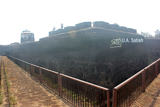 Fort Aguada; Goa Travel; Goa; Fort; uasatish;