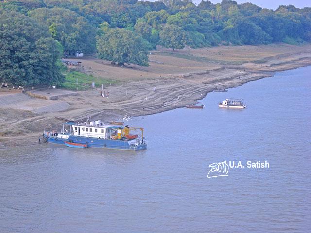 Singrauli; India's energy capital; coal mining; thermal power plant; India; Madhya Pradesh; uasatish; River Ganga; Varanasi;
