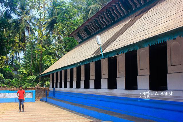 Odathil Palli; Thalassery; Tellicherry; Kerala; uasatish; copper clad roof;