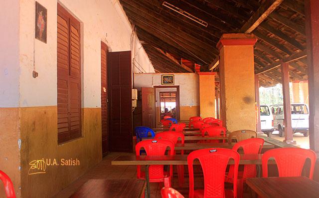 class rooms; verandah; Gundert Bungalow; Thalassery; Kerala; India; uasatish;