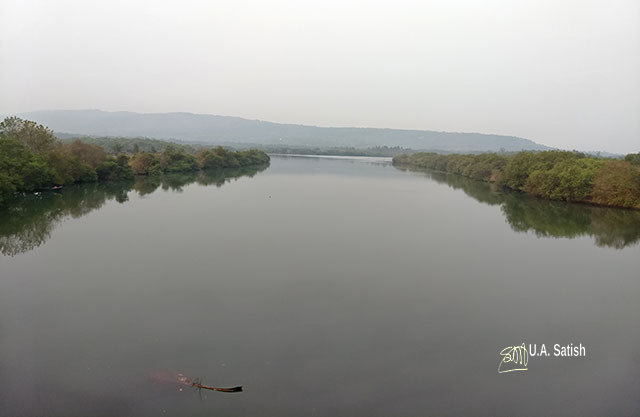 train travel; Kerala; Kannur to Kanhangad; North Malabar; uasatish; India; mangroves; Payyanur;