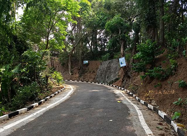 Gundert Bungalow; Kerala; India; road; uasatish;