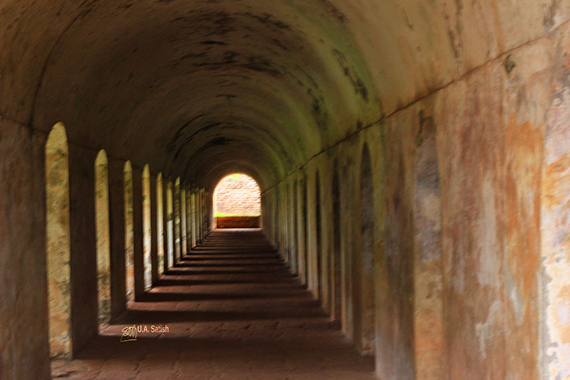 Kannur Fort; Fort St Angelos; Kannur; travel; Kerala; uasatish; stable;