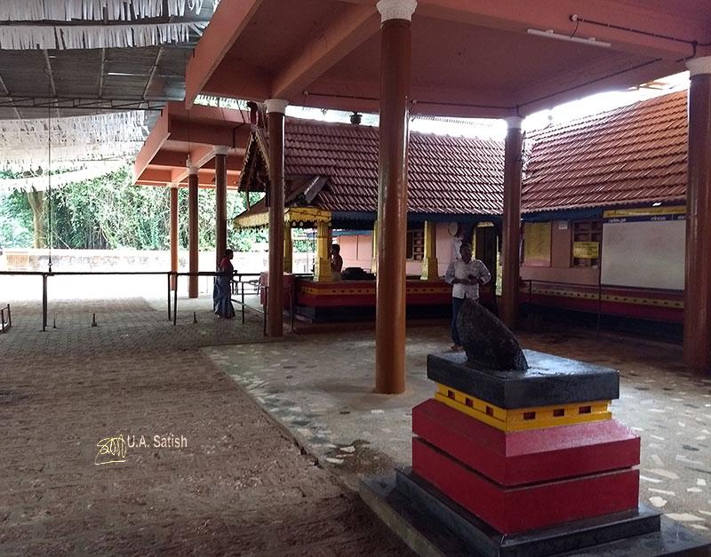 Mannanpurathu Bhagavathi Temple; temple; Nileshwaram; Kerala; India; uasatish; Valiambalam;