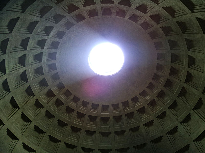 Pantheon; Rome; Italy; Top Rome attractions; travel; uasatish;