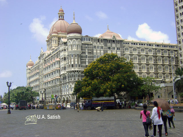 Taj Mahal Palace; Mumbai; architectural marvels from aroud the world; travel; uasatish; architecture;