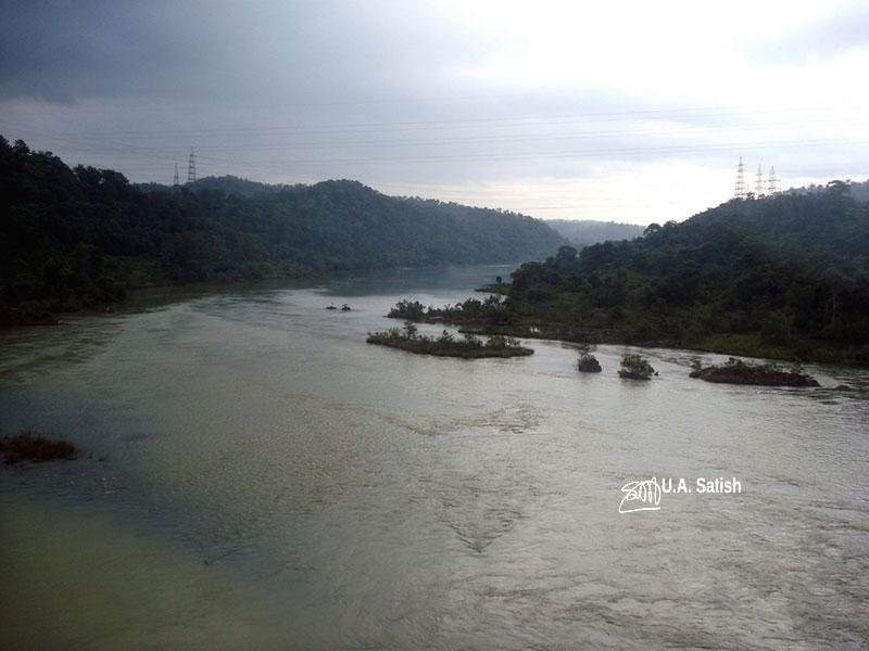 Rihand River; river; Utar Pradesh; UP; uasatish;