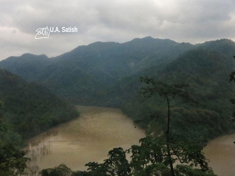 Teesta River; river; Sikkim; uasatish;