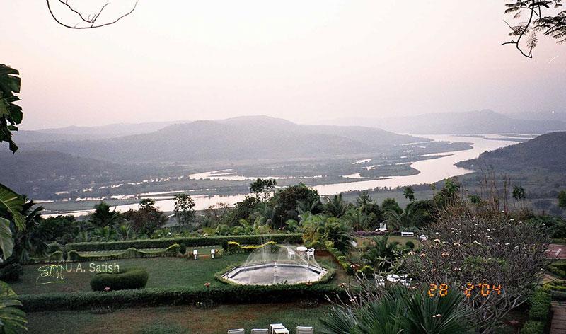 River Vasishti; river; Chiplun; Konkan; uasatish;