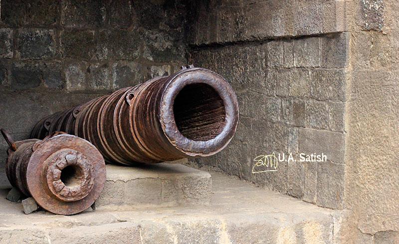 Daulatabad Fort; India; Aurangabad; Fort; uasatish;