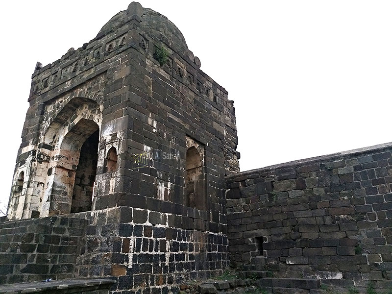 Daulatabad Fort; Aurangabad; India; Bharat Mata Mandir; uasatish;