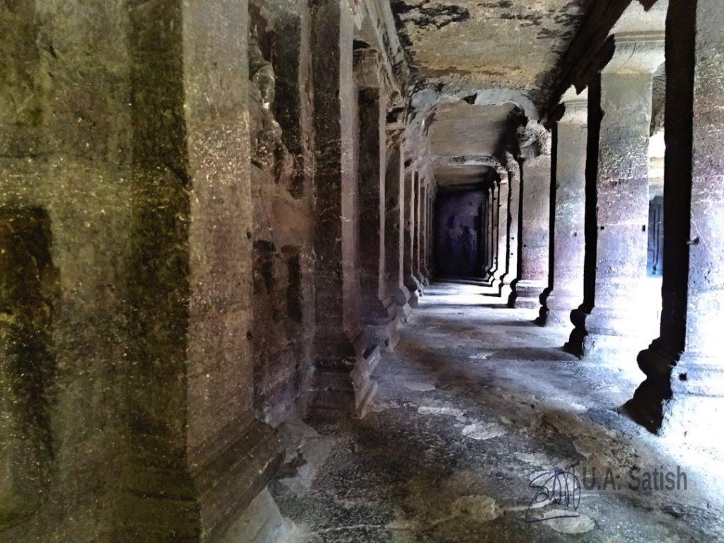 Kailasa Temple; Ellora Caves; Maharashtra; cave no. 16; uasatish;