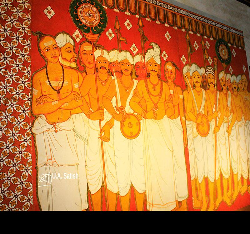 Mattancherry Palace; museum; Kochi; Kerala; uasatish;