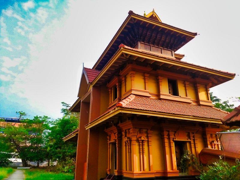 Sreekanteswara Temple Calicut - Shiva Kshethram