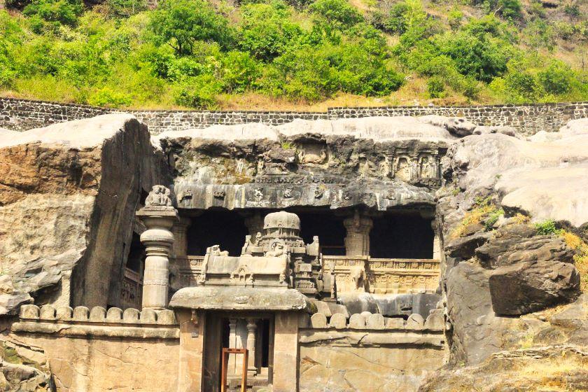 Ellora Cave 32; Ellora Caves; Maharashtra; Jain Caves; uasatish;