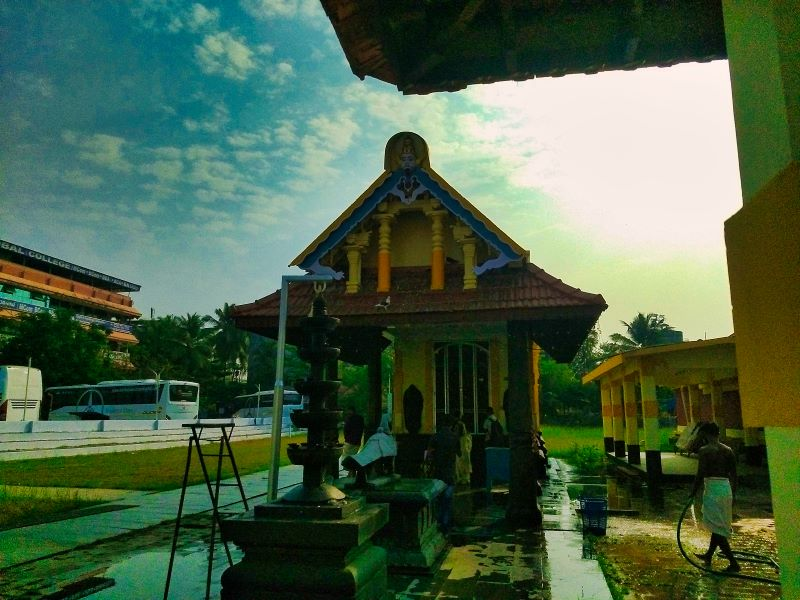 Subramanya Shrine; Sreekanteswara Temple; Kozhikode; Kerala; Mahadeva Temple; uasatish;