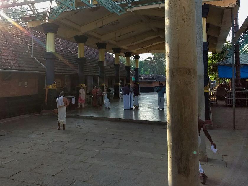 Peralssery Sri Subramanya Temple; Kannur; uasatish;