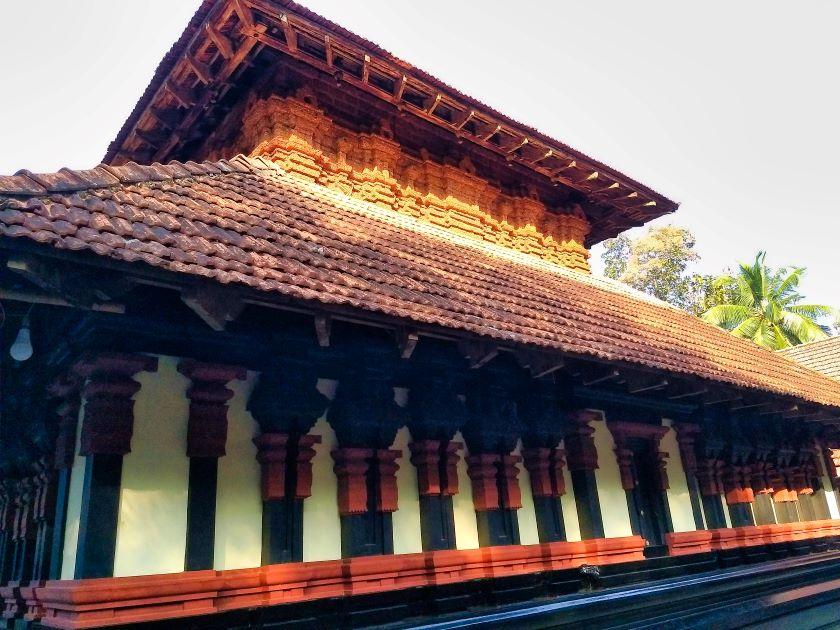 Peralassery Temple; Kerala; Subramanya Temple; uasatish; Kannur;