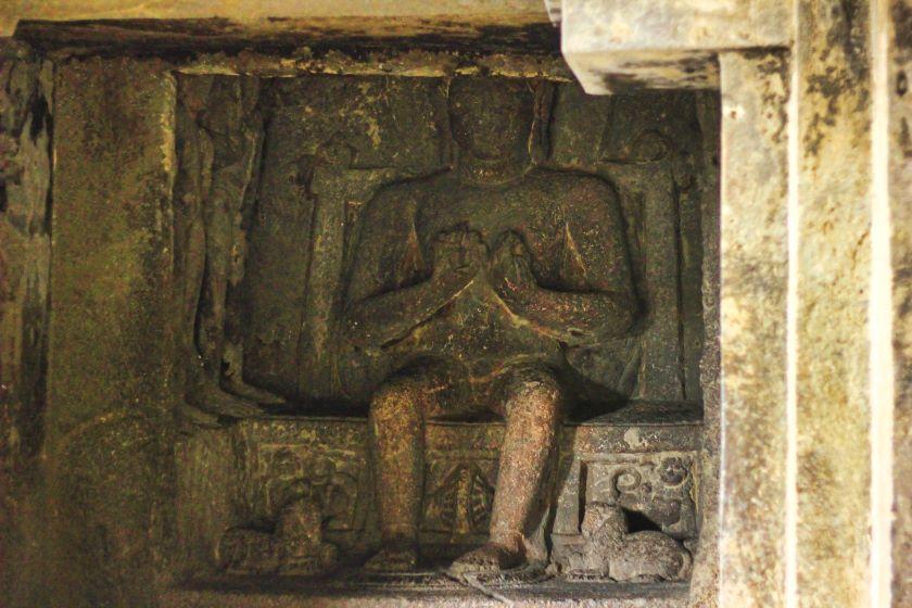 Ellora Caves; Ellora Cave 12; Maharashtra; uasatish;
