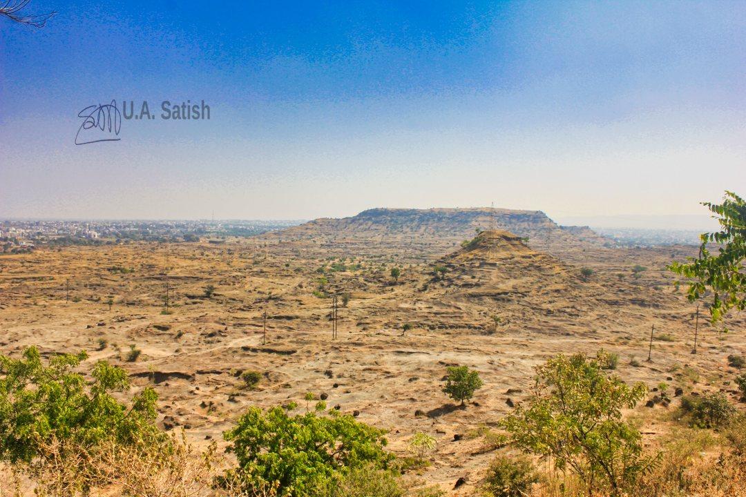 Aurangabad Landscape; Aurangabad; Maharashtra; uasatish;
