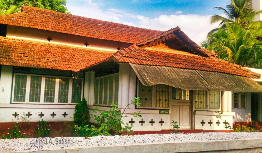 Letty Villa; Kannur; Kerala; colonial bungalow; uasatish;
