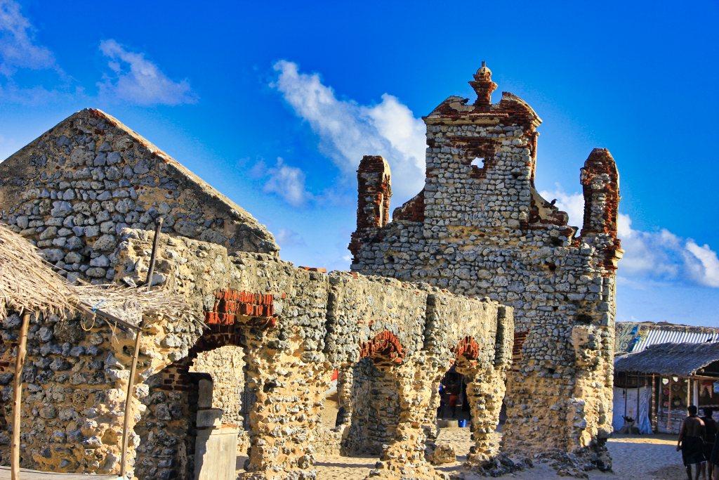 Dhanushkdi; ghost town; Tamil Nadu; ruins; uasatish;