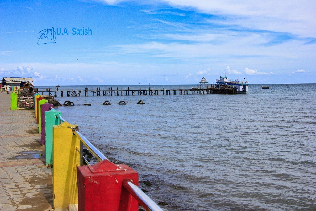 Boat Jetty; uasatish;