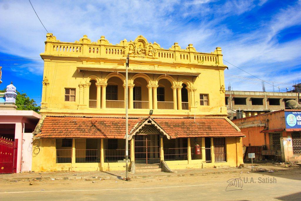 uasatish; Rameswaram; heritage building;