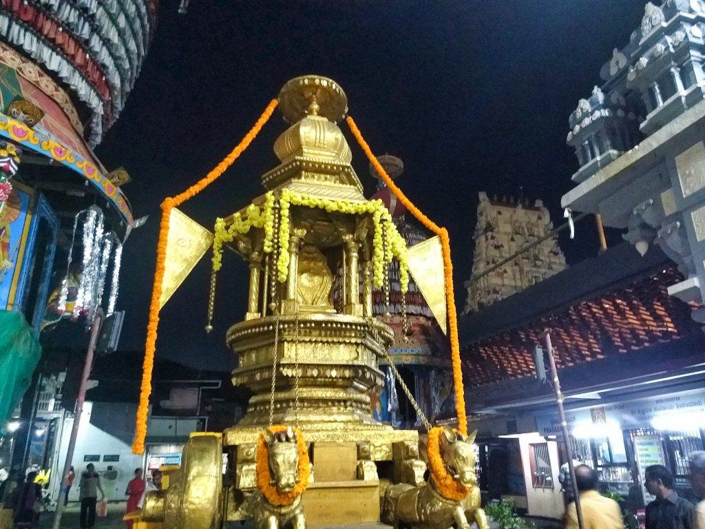 Udupi Sri Krishna Temple; uasatish; ratham; rath; uasatish;